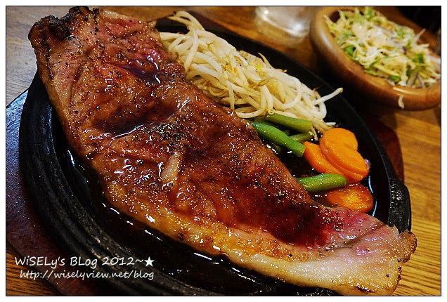【旅行】2011日本.大阪:かうぼーい日本橋店(難波站)~好吃的和牛牛排套餐,只要1900日圓
