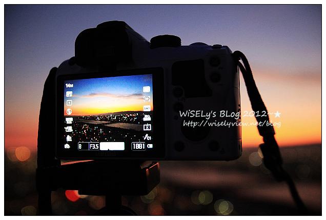 【旅遊】2011日本大阪:梅田空中庭園展望台,迷人的黃昏色溫夜景 (含交通資訊)
