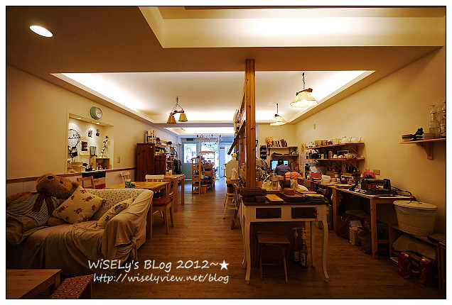 台北中山。K's table 阿寶雜貨屋︱一個充滿日系風格的可愛天地,相鄰捷運中山國中站興安公園旁