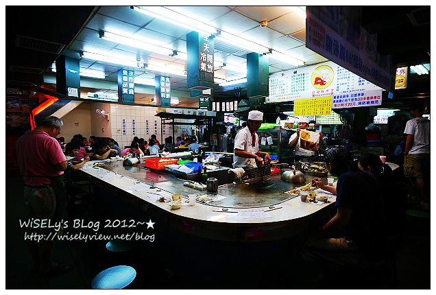 【食記】台北市.景美夜市:168一路發鐵板燒@採白飯吃到飽,大推香酥雞腿排