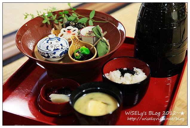 【旅行】日本.京都:妙心寺御用達の精進料理店-阿じろ@傳統素食懷石風