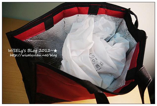 【食記】試吃.蘭城晶英酒店「端午粽夏」,葷素兩種六入附保冷提袋