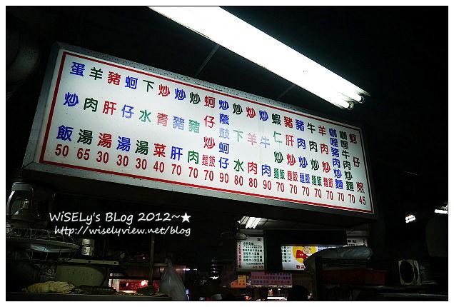 【食記】台北市.景美夜市:蔡家炒羊肉@鐵板炒飯口感佳,咖哩炒麵也好吃