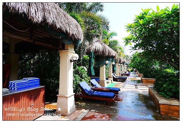 【旅行】2012中國.海南島:海口喜來登溫泉度假飯店@輕鬆度假放鬆心情享受海景