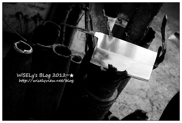 【遊玩】離島.金門縣:金門特產-金合利剛刀@砲彈變利刃,鍛造鑄鋼刀~我也買了兩把…^^ @WISELY的拍拍照寫寫字