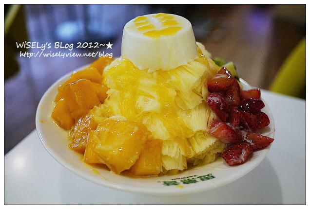 【食記】台北市.大安區:思慕昔Smoothie House@新一代永康街芒果冰,價格還是不算親民
