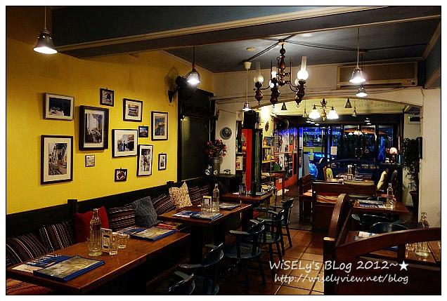 【食記】台北市.大安區:希臘左巴(台大店)@適合點杯咖啡,放鬆心情度過悠閒像在地中海午后