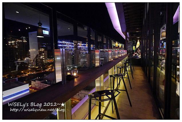 【美食】台北信義。捷運市政府站:Stream Restaurant & Lounge@ATT4FUN可俯瞰美麗的東區夜景,還有佳餚美饌可品嚐