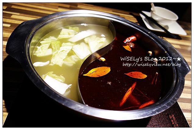 【美食】台北市.大安區:洛神賦麻辣極品鴛鴦@口味中規中矩,味道不錯但缺少獨特性