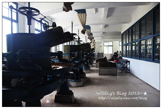 【景點】南投縣.魚池鄉:日月老茶廠@彌漫著紅茶香氣,以及讓心情回歸本質的好地方