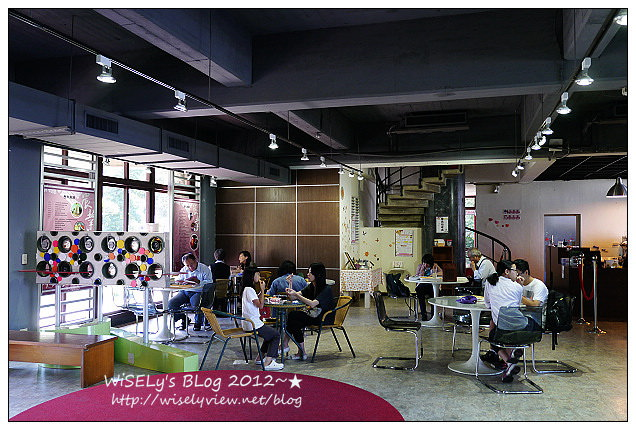 【食記】台北市.公館商圈:おおもり大盛豬排專門店、台大新洞Café@巷弄超值美食,及台大新養成花海咖啡館
