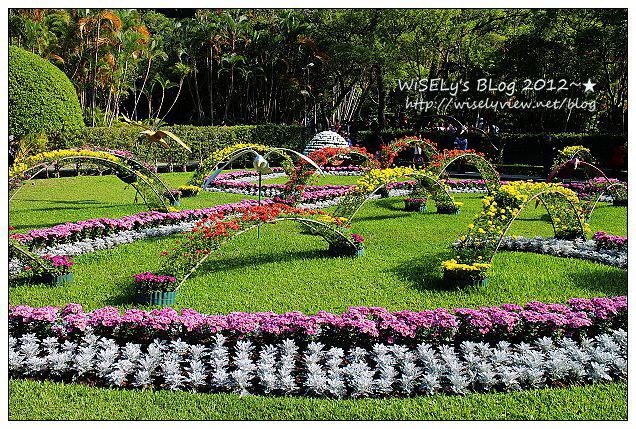 【景點】台北市.士林官邸菊展:2012手舞菊蹈@11/18~12/2 (Canon EOS M)