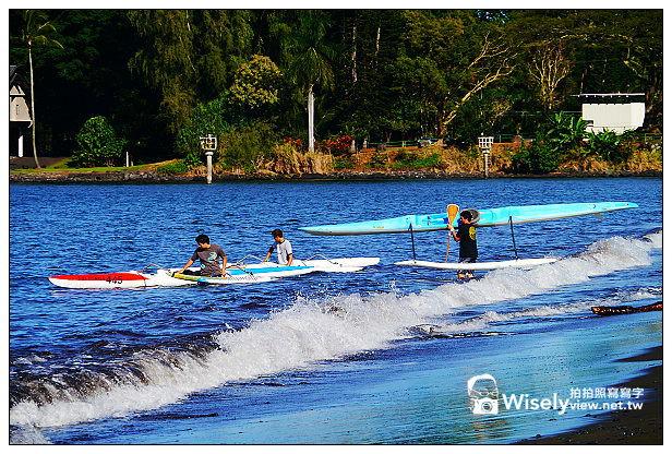 【旅行】2013美國。夏威夷:希羅島(大島)特色景點@天文台午餐、彩虹瀑布、黑沙灘、MAUNA LOA果仁工廠