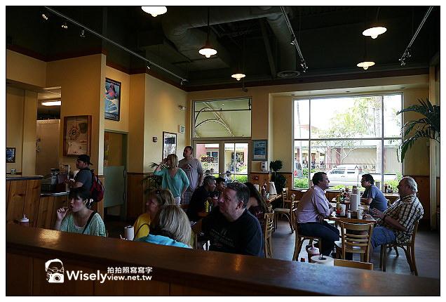 【旅行】2013美國。夏威夷:檀香山(歐胡島)美食佳餚:KUA'AINA漢堡店@號稱全世界最美味,也是歐巴馬總統最愛的人氣漢堡