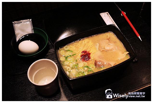 【旅行】2013日本九州。福岡市:一蘭拉麵@總本店用餐食記&博多運河城限定方釜(方碗)盛裝拉麵