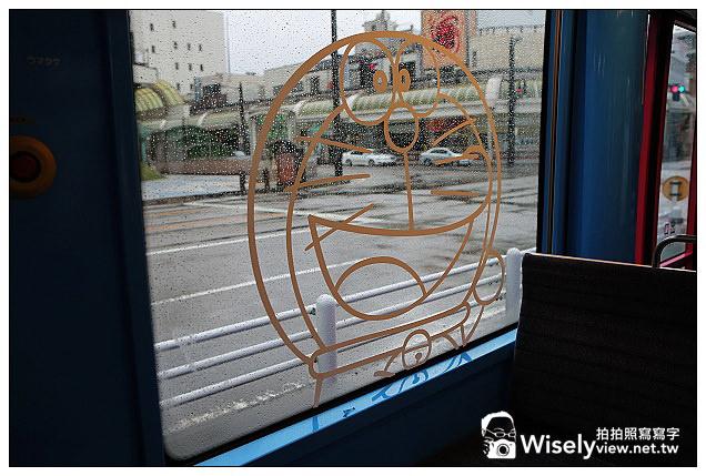 【旅行】2013日本北陸。富山縣高岡市@藤子.F.不二雄的故鄉,萬葉線哆啦A夢(ドラえもん)電車