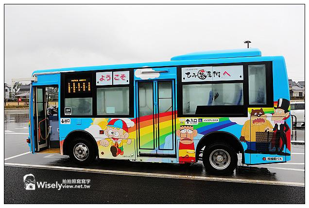 【旅行】2013日本北陸。富山縣冰見市:氷見番屋街(氷見漁港外市場)@當地特色美味料理大集合,飽嚐冰見牛、海鮮及洋食,還有泡足湯~忍者哈特利列車搭乘