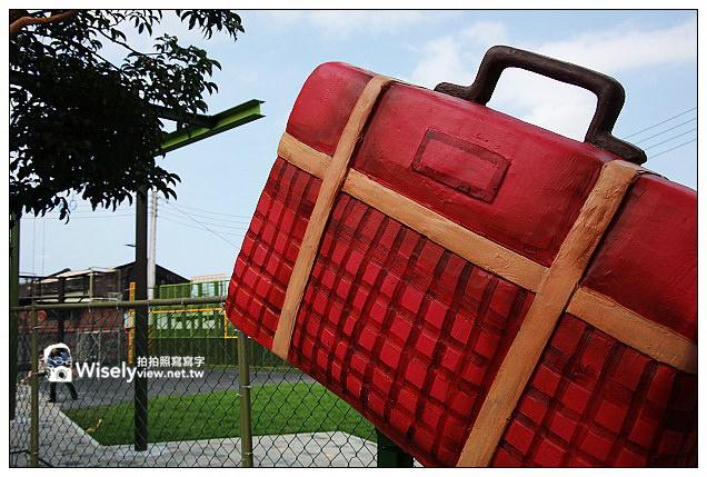 【景點】宜蘭縣。宜蘭市:宜蘭火車站@幾米廣場~繪本故事人物走入真實生活