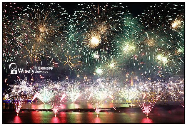 【隨拍】新北市。三重區:2013大稻埕煙火節&朱家花枝羹@Sony RX100 MK2(長曝及錄影分享)
