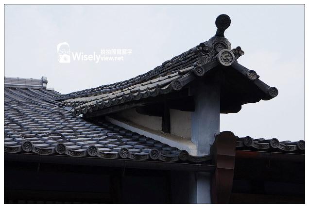 【旅行】2013日本。岐阜縣:美濃和紙與卯建房屋街道,欣賞和紙燈具展之美