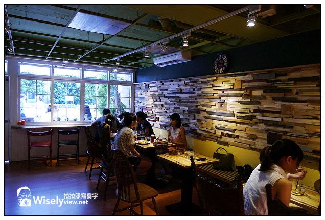 【小D食記】台北市。中正區:巴和奈野(古亭二店)@平價輕食早午餐,Brunch風格很清新