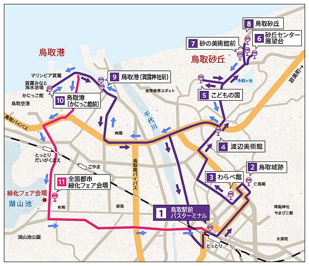 【旅行】日本。鳥取縣:福部町鳥取砂丘&砂之美術館~(假日旅遊巴士資訊)