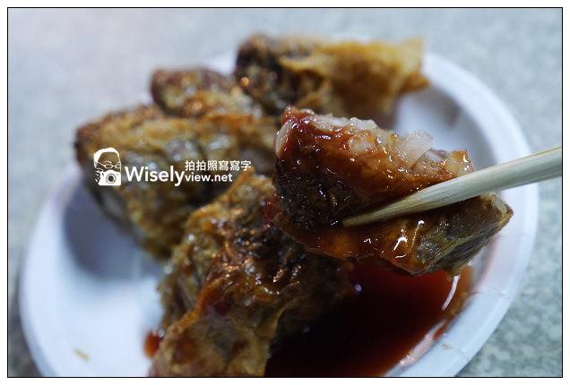 【食記】台北市。北投區:北投市場2樓@矮仔財滷肉飯、(營養)蚵仔湯、(鐤邊趖)雞捲、蔡元益紅茶~必嚐早午餐美食