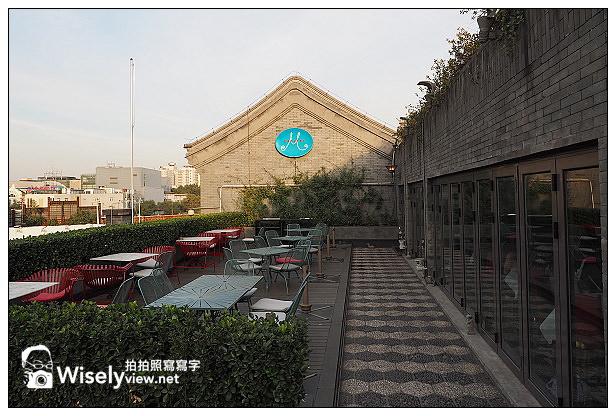 【旅行】2013中國。北京:前門M米氏餐廳下午茶、前門大街(吳裕泰抺茶體驗)