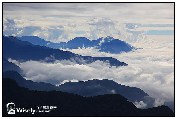 【隨拍】2013台中合歡山雲海&武嶺秋芒@Canon 5D2 + Tanrom 28-300 VC