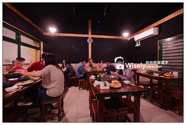 【食記】台北市。中山區:合江街93巷車庫羊肉爐@冬季限定的羊肉湯鍋,每天下午2點電話預訂(甜庄豆花)~近捷運行天宮站