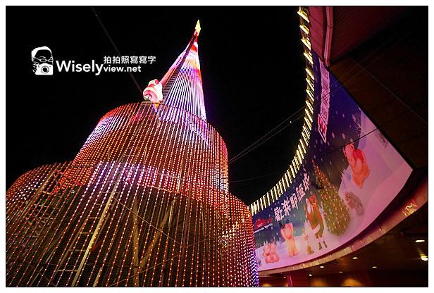 【遊記】新北市。板橋區:Lumix GM1@2013新北市歡樂耶誕城、鳴門和食料理
