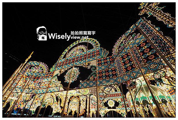【旅行】日本。兵庫縣:神戶市-光之祭典(神戸ルミナリエ)@關西三大燈會,耶誕節前必訪景點