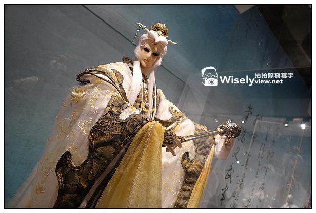 【活動】台北市。華山1914文化創意產業園區:霹靂奇幻武俠世界,布袋戲藝術大展(12/28~3/16)