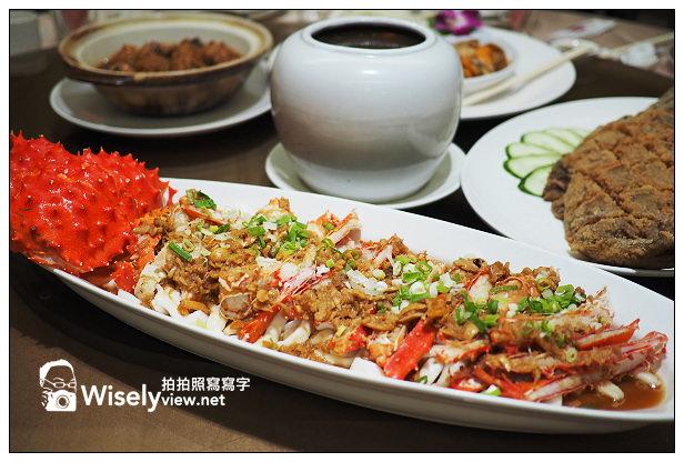 【食記】 台北市。2014海霸王外帶年菜試吃@十道料理當天現做自取,售價NT5999