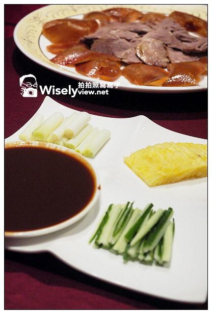 【食記】台北市。大安區:璽宴餐廳(江浙料理)@必嚐烤鴨與寶塔肉,位於捷運國父紀念館2號出口旁