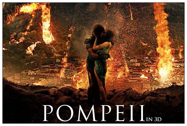 【活動】贈票。電影:《龐貝POMPEII》@留言抽獎~巨匠旅遊提供10個名額