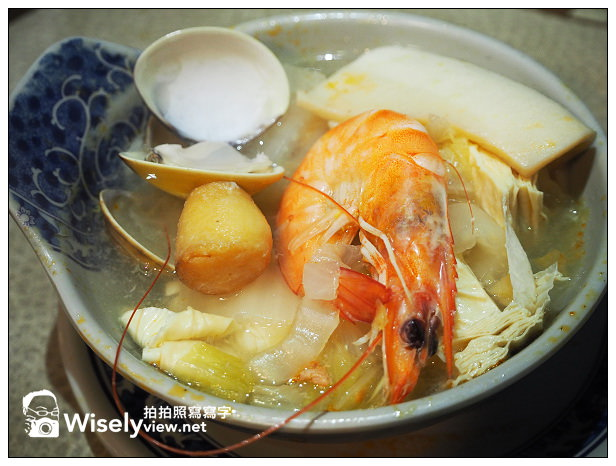 【食記】台北市。信義區:辣中間(信義總店)@麻辣鴛鴦吃到飽,價位內容還算不錯