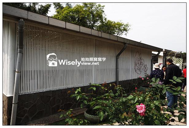 【遊記】台北市。士林區:士林官邸玫瑰花季@彩虹玫瑰,三杯三怪媽媽小廚@士林夜市