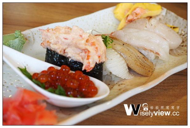 【食記】台北市。中正區:朝日壽司@生魚片、壽司與丼飯好吃,位捷運台電大樓站(古亭美食)