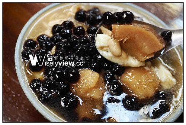 【食記】台北市。大同區:延三夜市(大橋頭必吃美食)@杉味豆花~粉圓芋頭也好吃