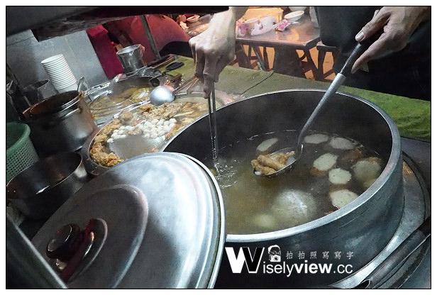 【食記】新北市。新店區:甜不辣/肉圓/油粿&沙茶魷魚肉羹@中正路與建國路交叉口