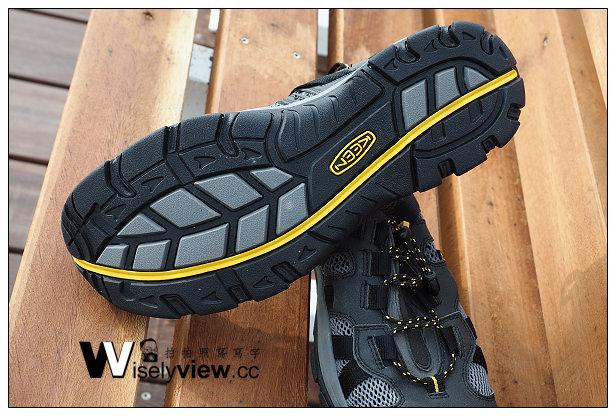 【體驗】開箱文。戶外運動鞋:2014KEEN春夏款多功能涼鞋@McKenzie MEN