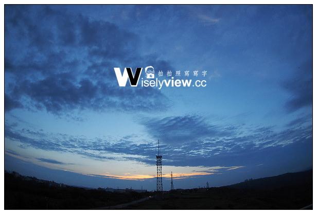 【遊記】桃園縣。龍潭鄉:乳姑山風景區@觀天下景觀餐廳~遙望台北101星空夜景