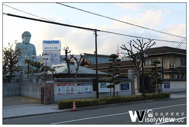 【旅行】日本。兵庫縣:神戶市能福寺@日本兵庫大佛所在地,平清盛出家廟宇
