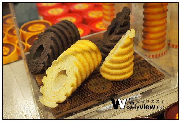 【遊記】宜蘭縣。宜蘭市:觀光工廠@亞典蛋糕密碼館~蜂蜜/年輪蛋糕超美味