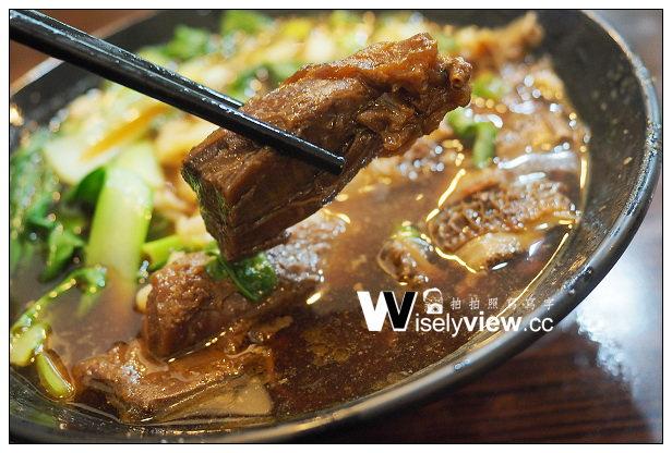 【食記】新北市。新店區:梅園超人牛肉麵@傳統口味肉質一流,經典的老味道