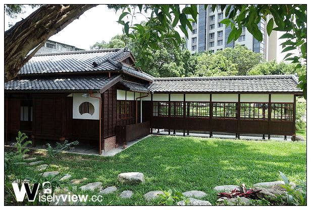【遊記】台北市。中正區:紀州庵文學森林@市區裡的小京都,約會休憩的好去處