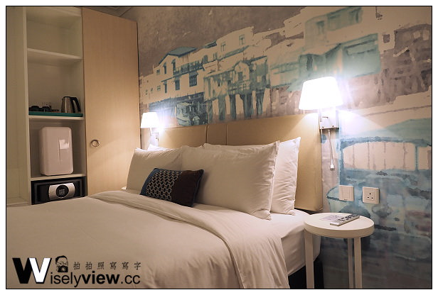 【旅行】香港。灣仔:香港邀舍衛蘭軒@港鐵金鐘站與灣仔站中心點的設計旅店