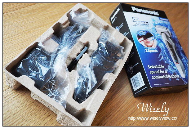 【開箱】家電。國際牌:Panasonic 超跑系電鬍刀 ES-RT34@日本工藝技術不傷肌膚