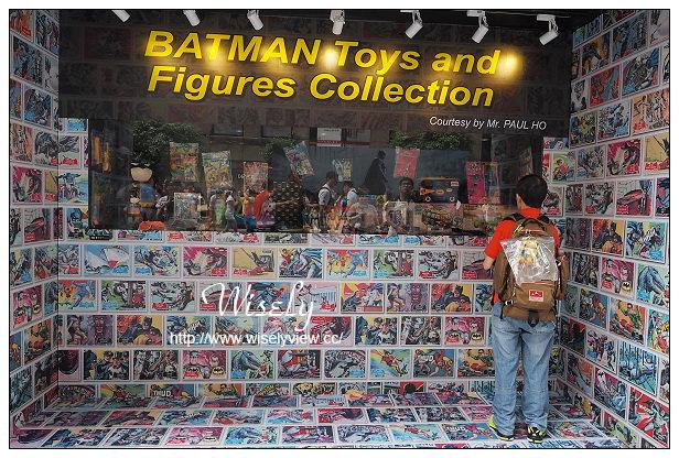 【遊記】香港。銅鑼灣:時代廣場(Times Square)@蝙蝠俠75週年紀念展(6/20-7/20)
